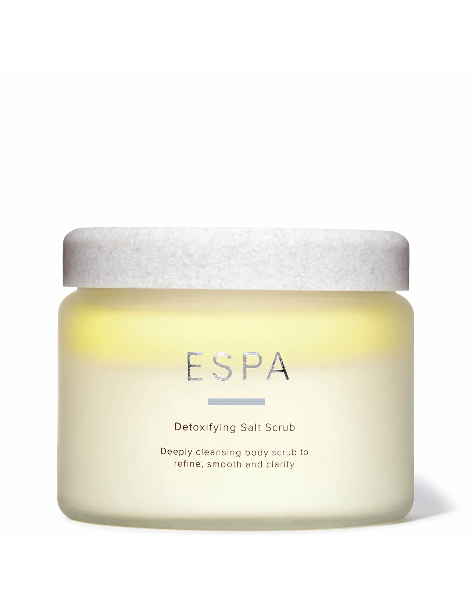 ESPA Detoxifying Salt Scrub, 700g