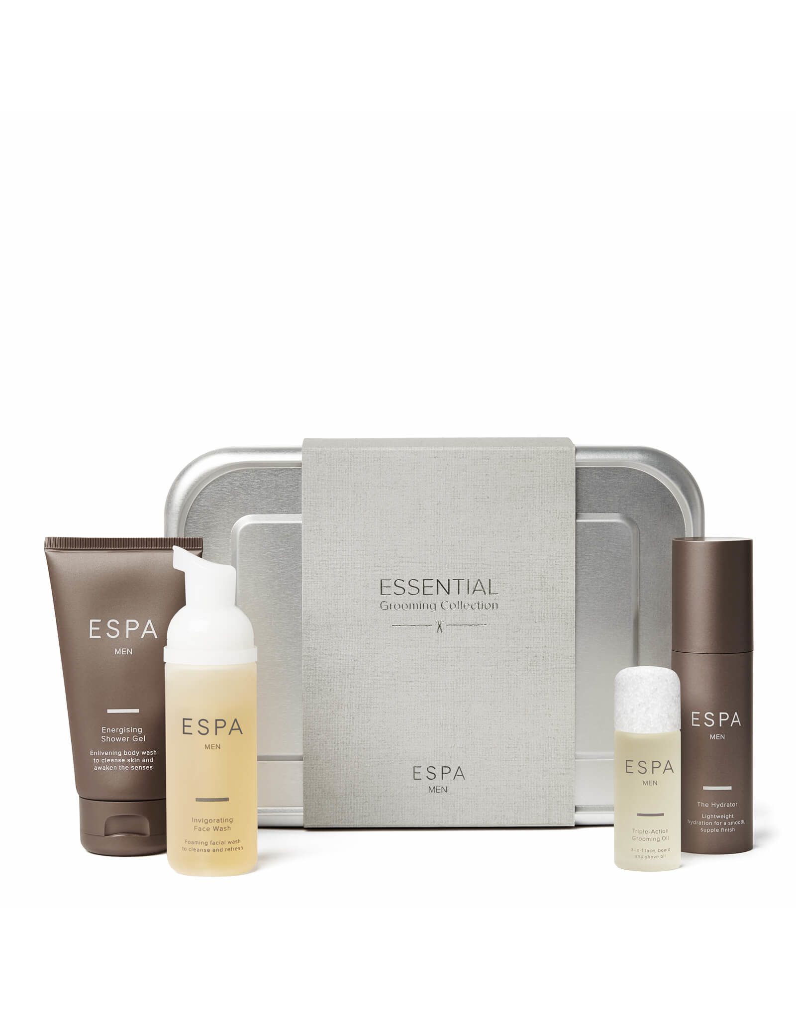 ESPA Men Essential Grooming Collection