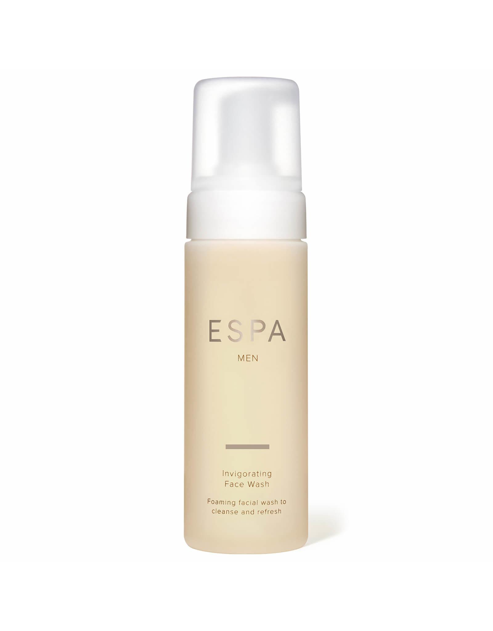 ESPA Men Invigorating Facewash, 150ml