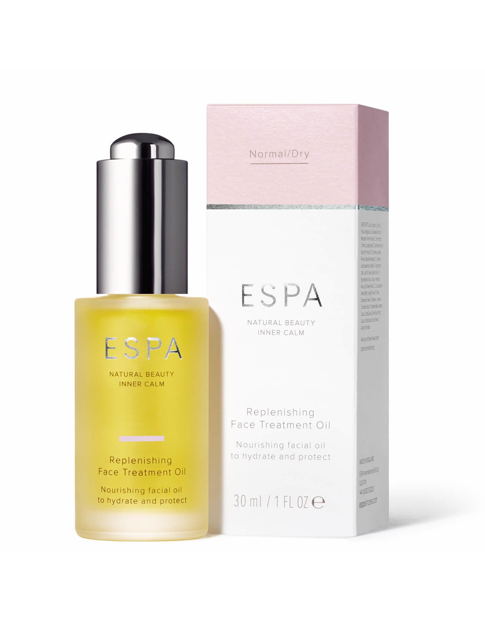 ESPA Replenishing Face Treatment Oil, 30ml