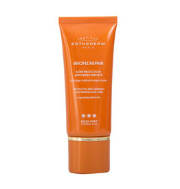 Institut Esthederm Bronz Repair Anti Rides Fermete Soleil Fort
