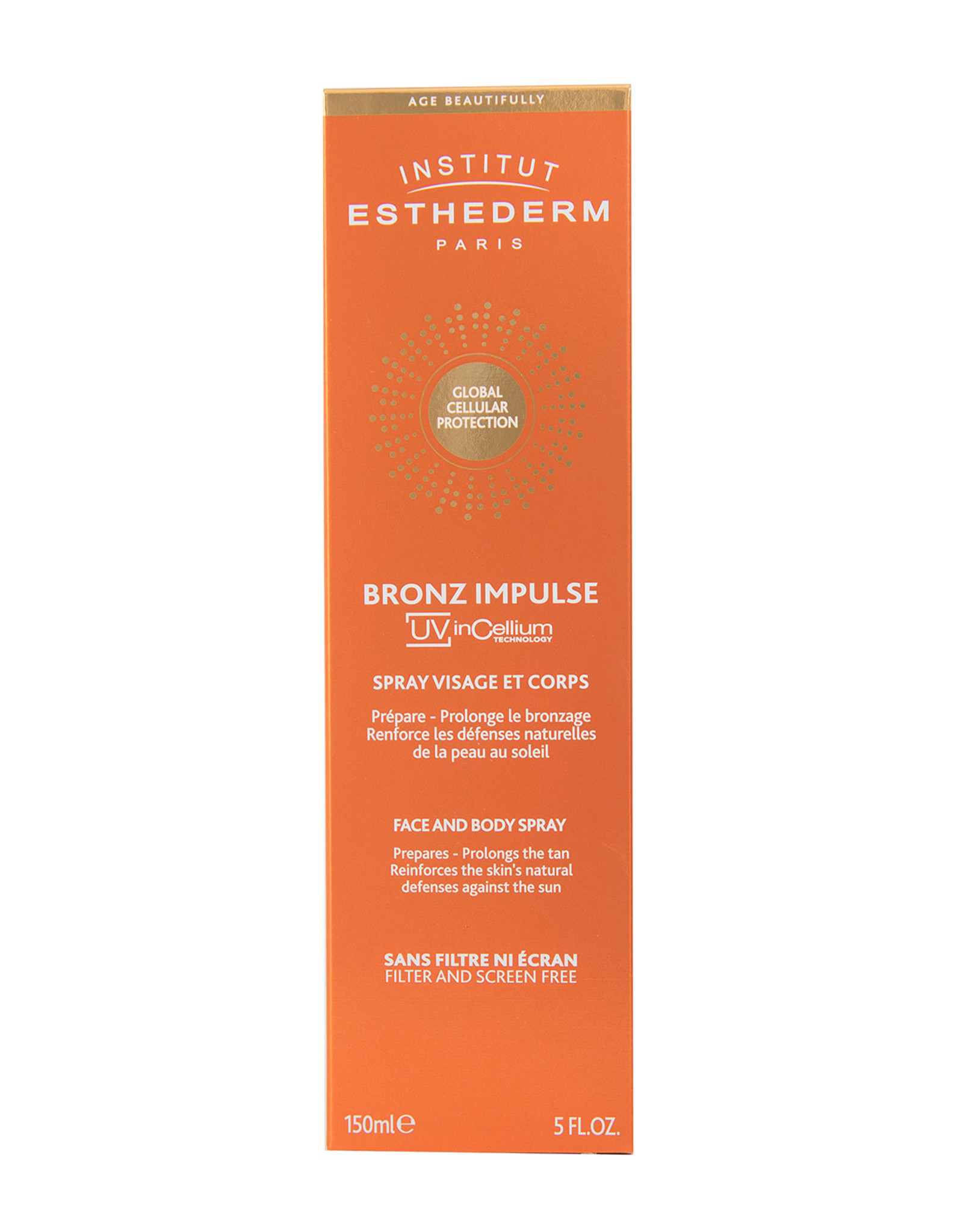Institut Esthederm Bronz Impulse Spray