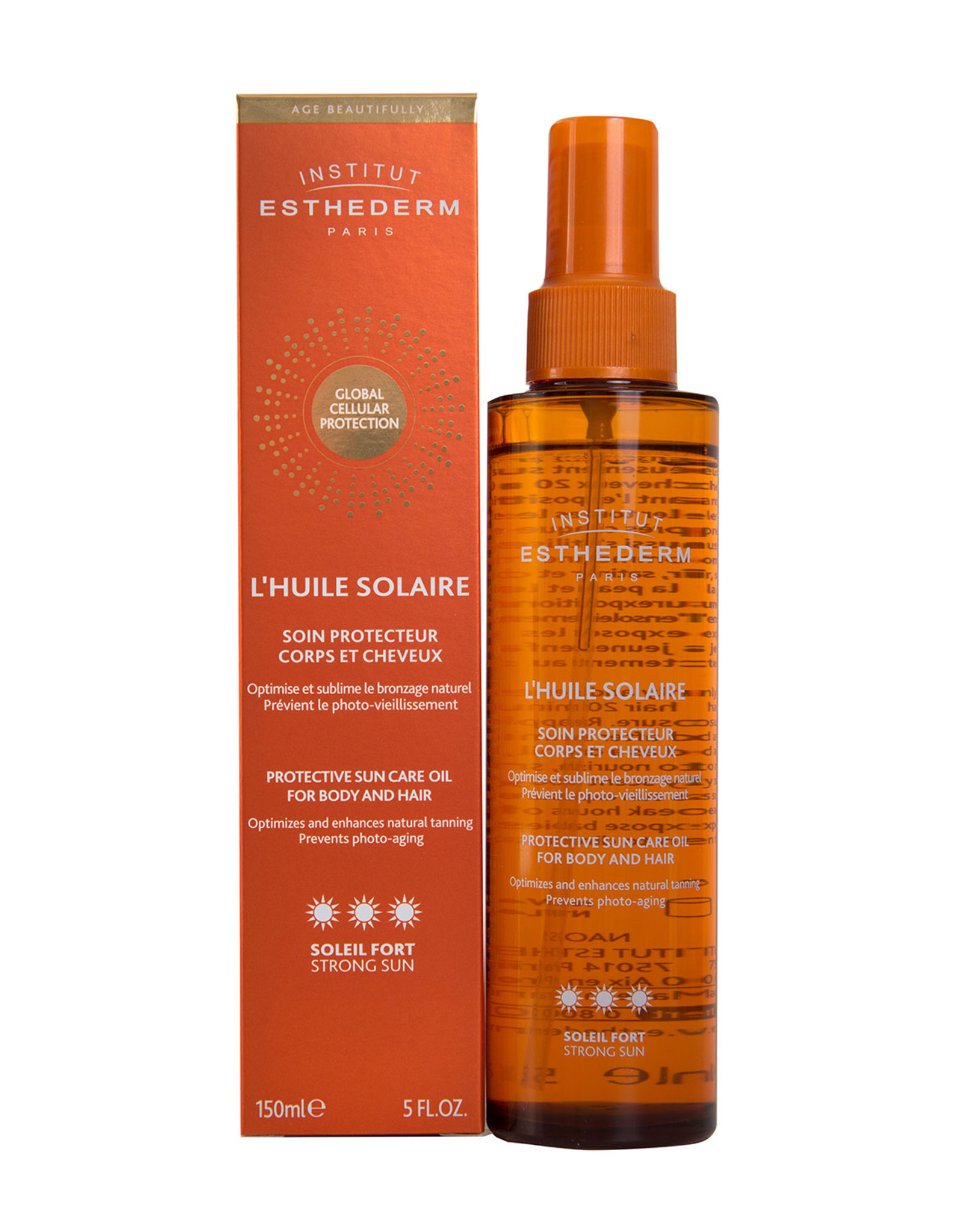 Institut Esthederm Huile Solaire Extreme