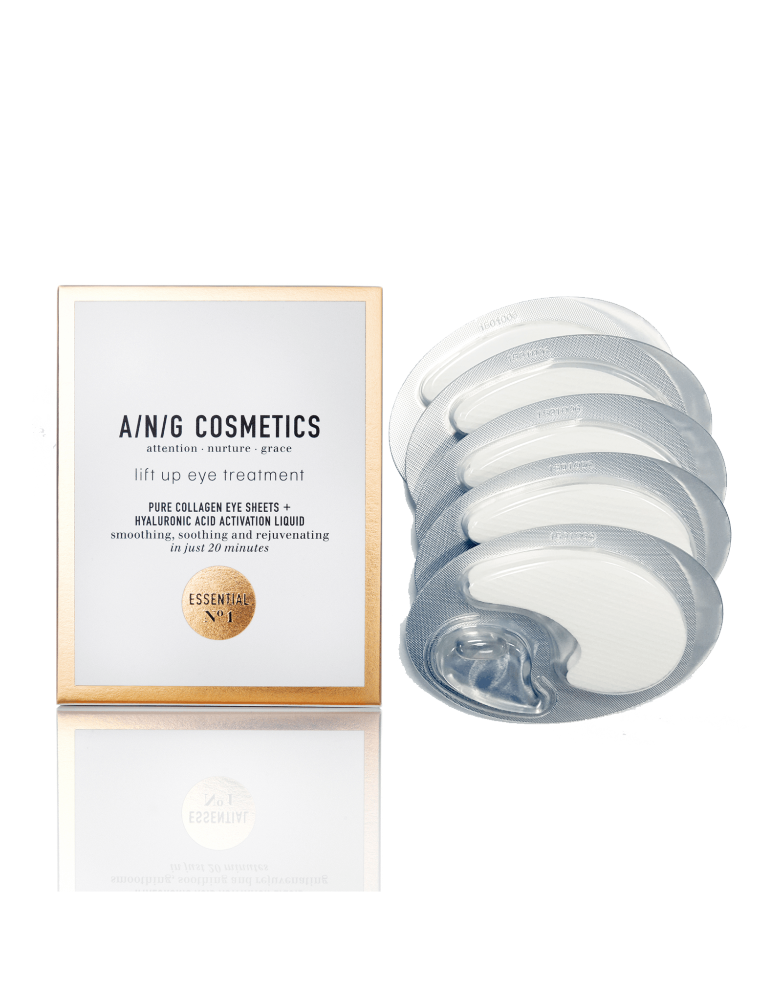 ANG Cosmetics Lift Eye Up Treatment 5 Pairs