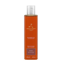 Aromatherapy Shower Oil Rose