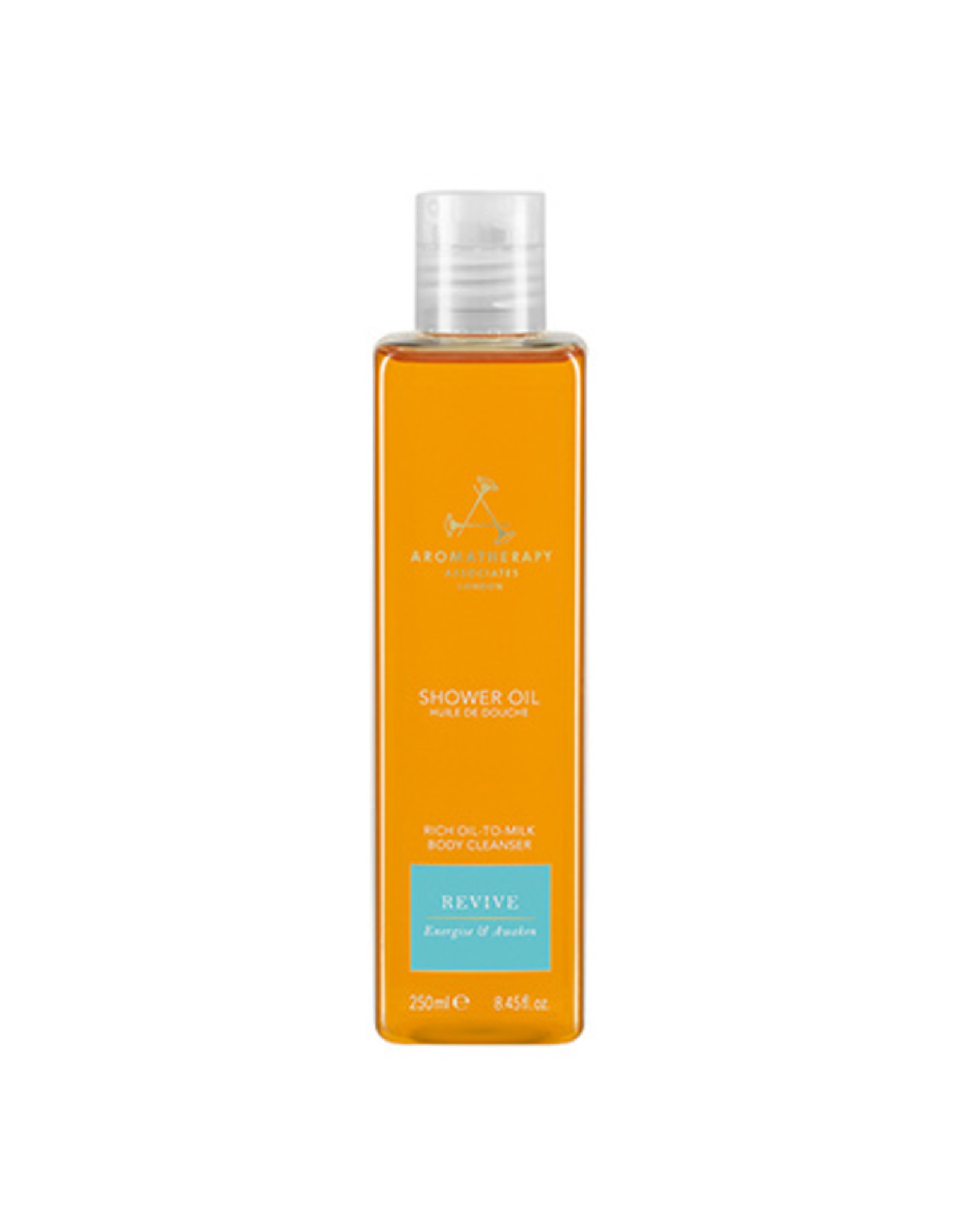 Aromatherapy Shower Oil Revive, 250ml