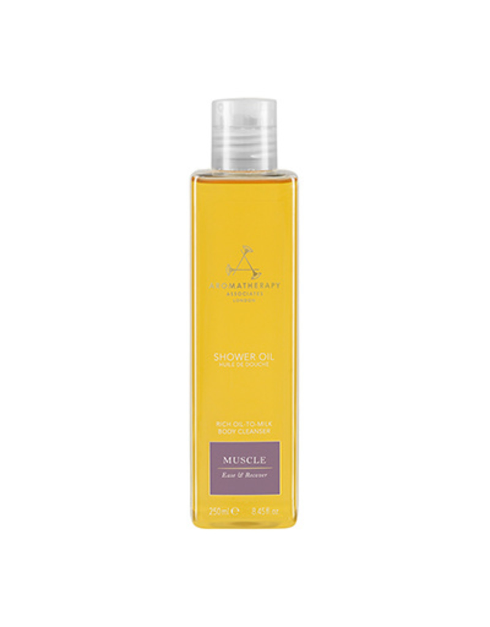 Aromatherapy Shower Oil Muscle, 250ml