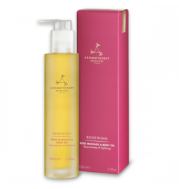 Aromatherapy Rose Body Oil