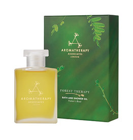 Aromatherapy Forest Therapy Bath and Shower Oil