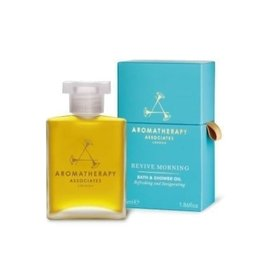 Aromatherapy Revive Morning Bath and Shower Oil
