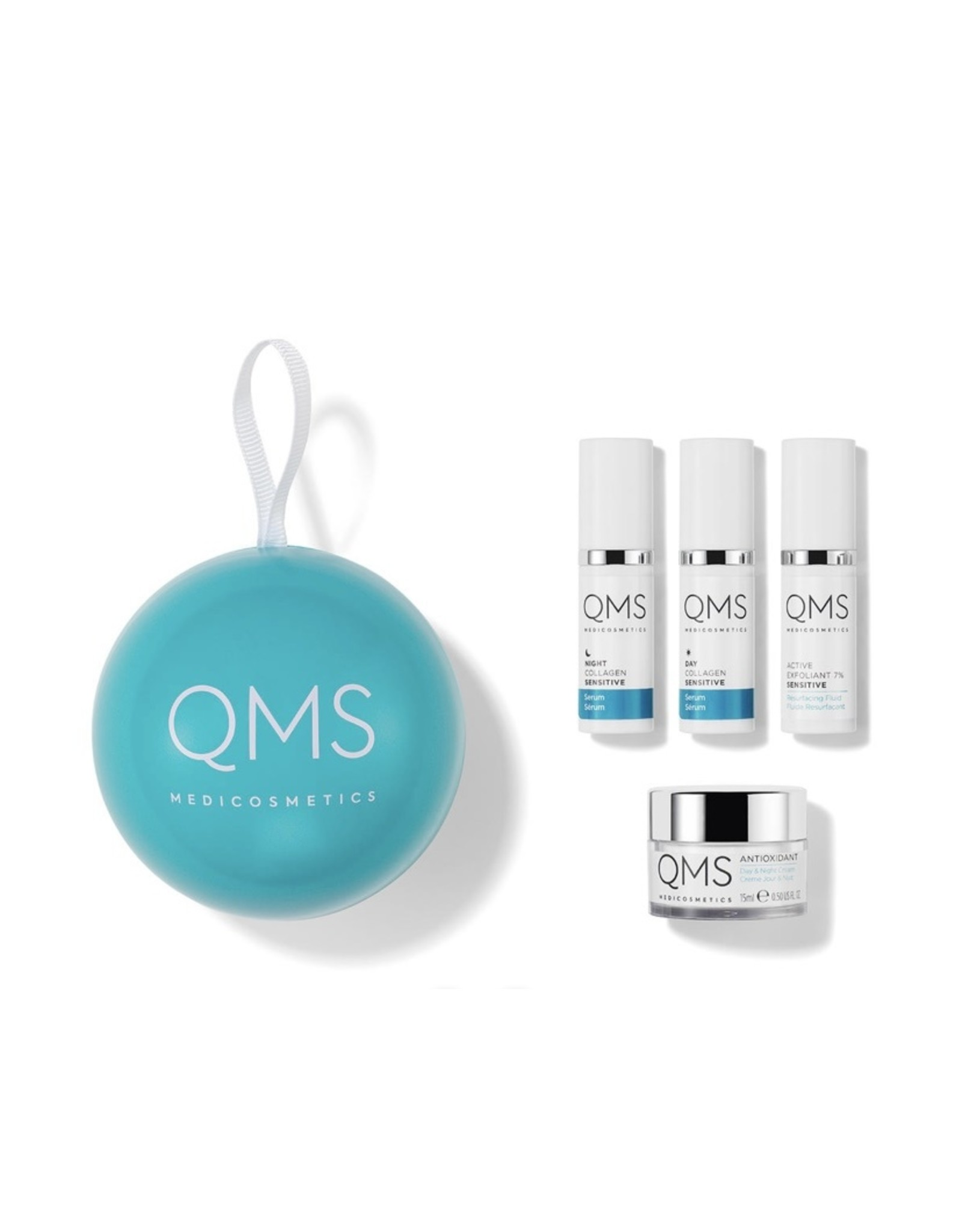 !QMS Medicosmetics Collagen Sooth and Restore Treat
