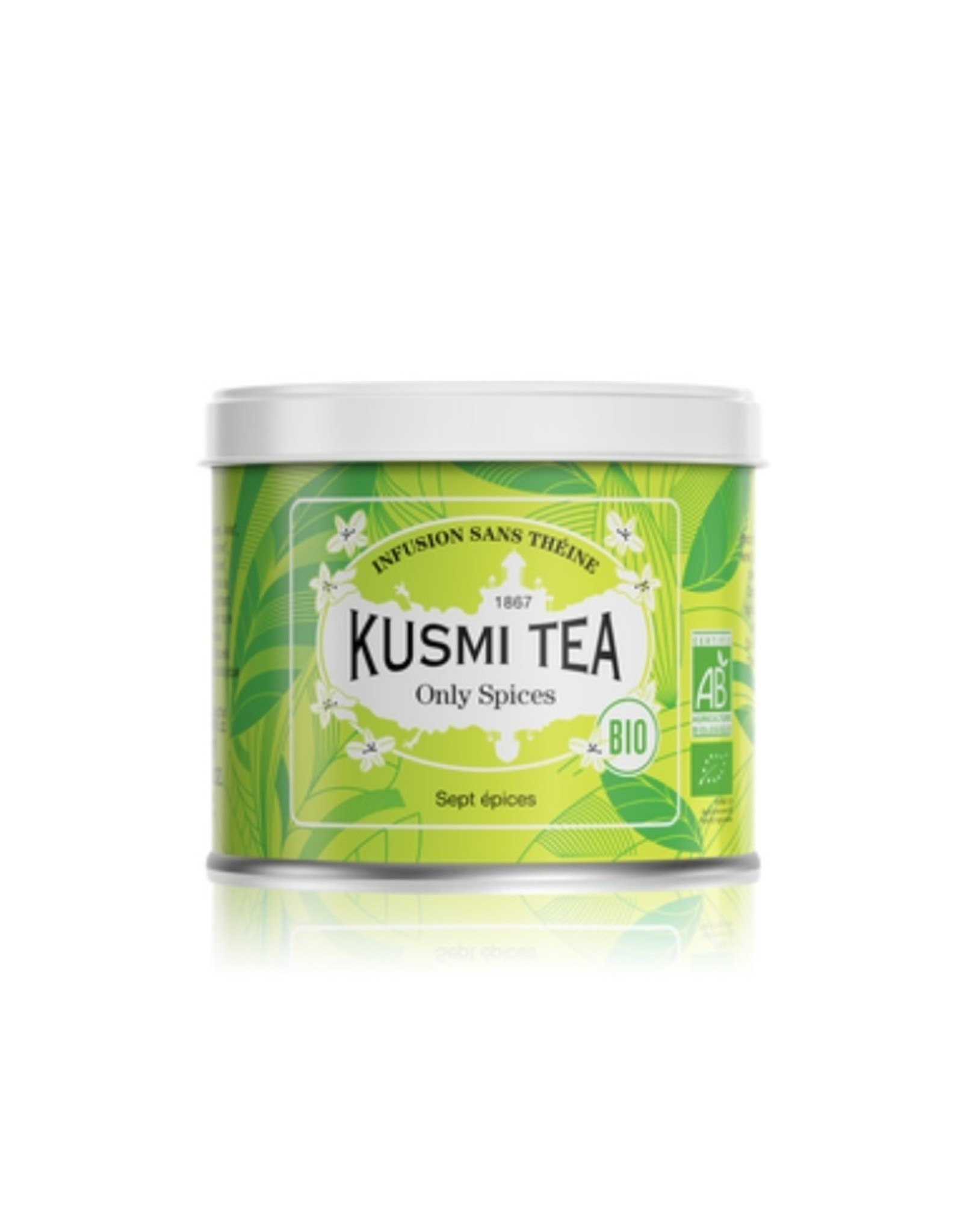 Kusmi Kusmi Tea Only Spices, 100g