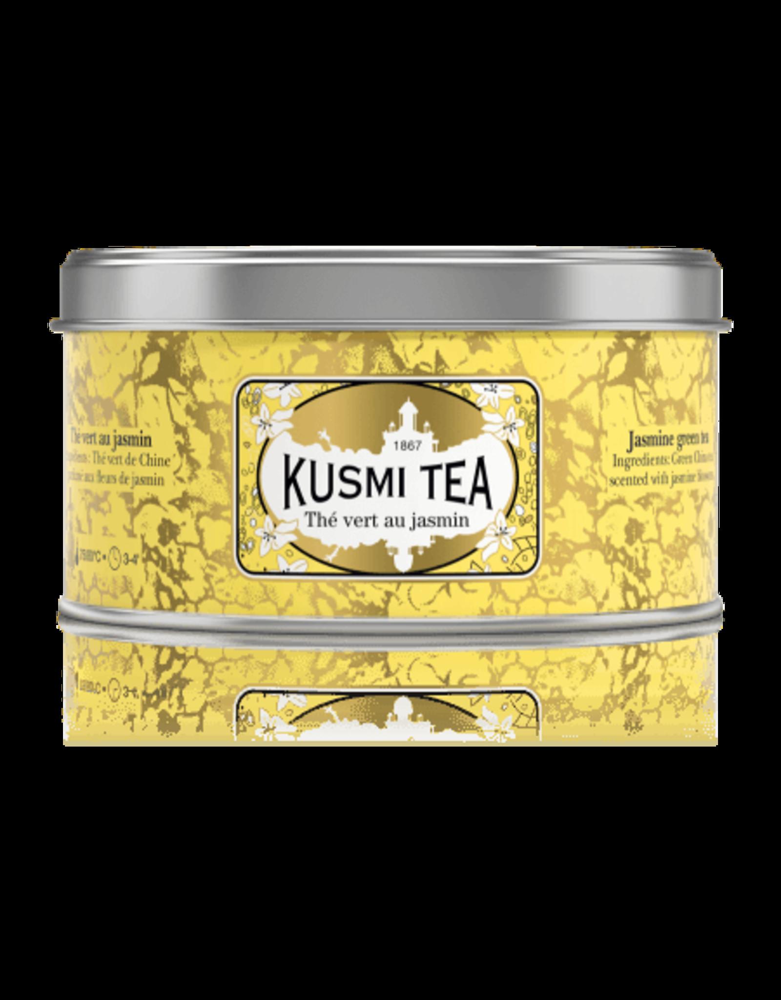 Kusmi Kusmi Tea Paris Green Jasmine, 125g