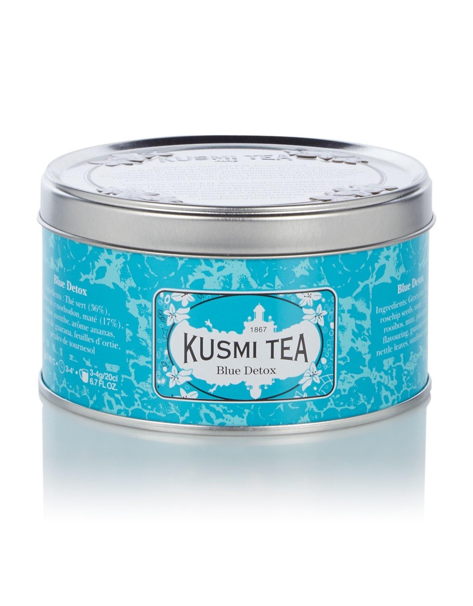 Kusmi Kusmi Tea Blue Detox, 125g