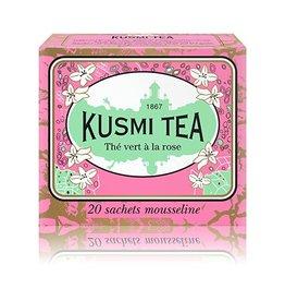 Kusmi Kusmi Tea Green Rose Bags
