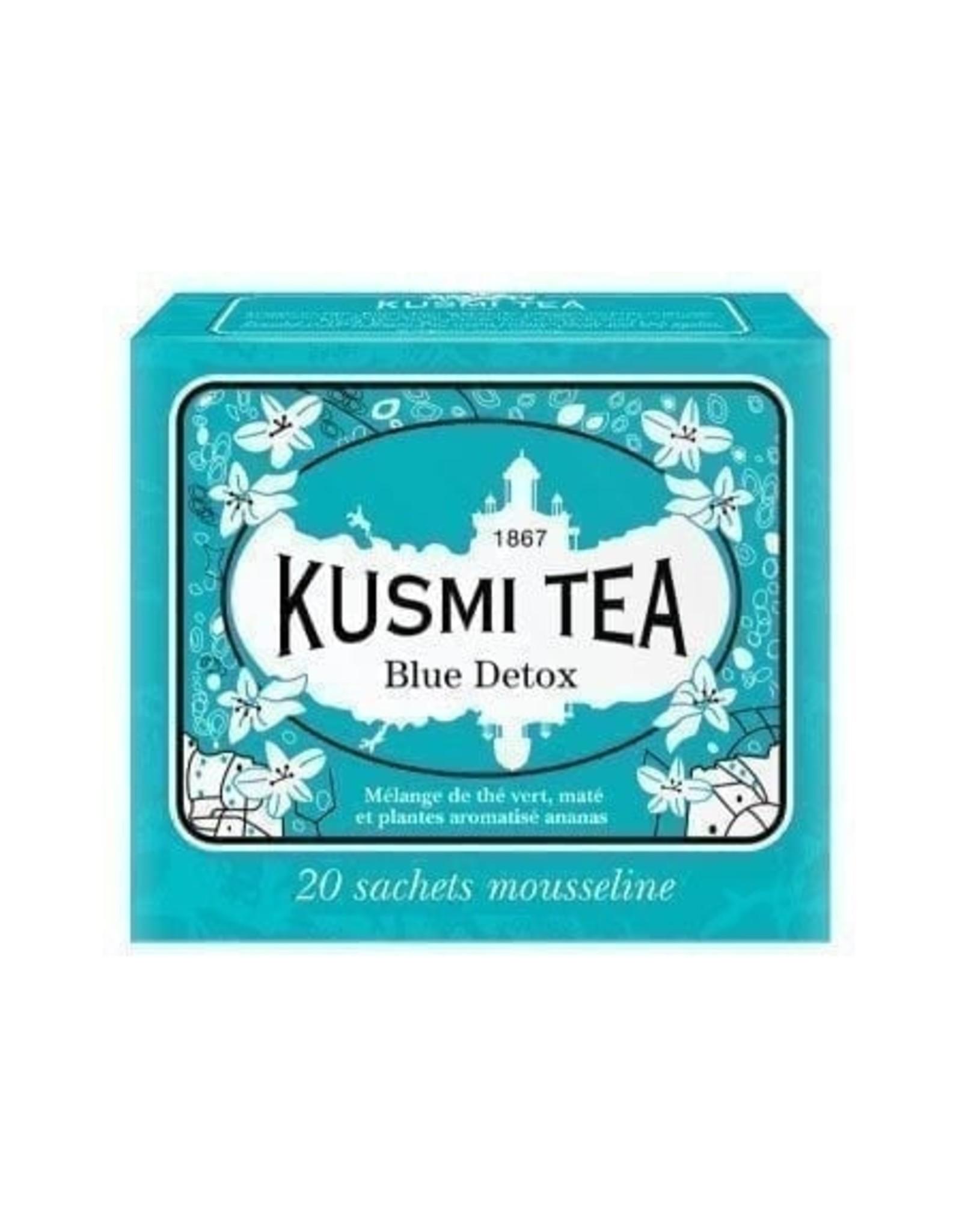 Kusmi Kusmi Tea Blue Detox Bags, 20pc.