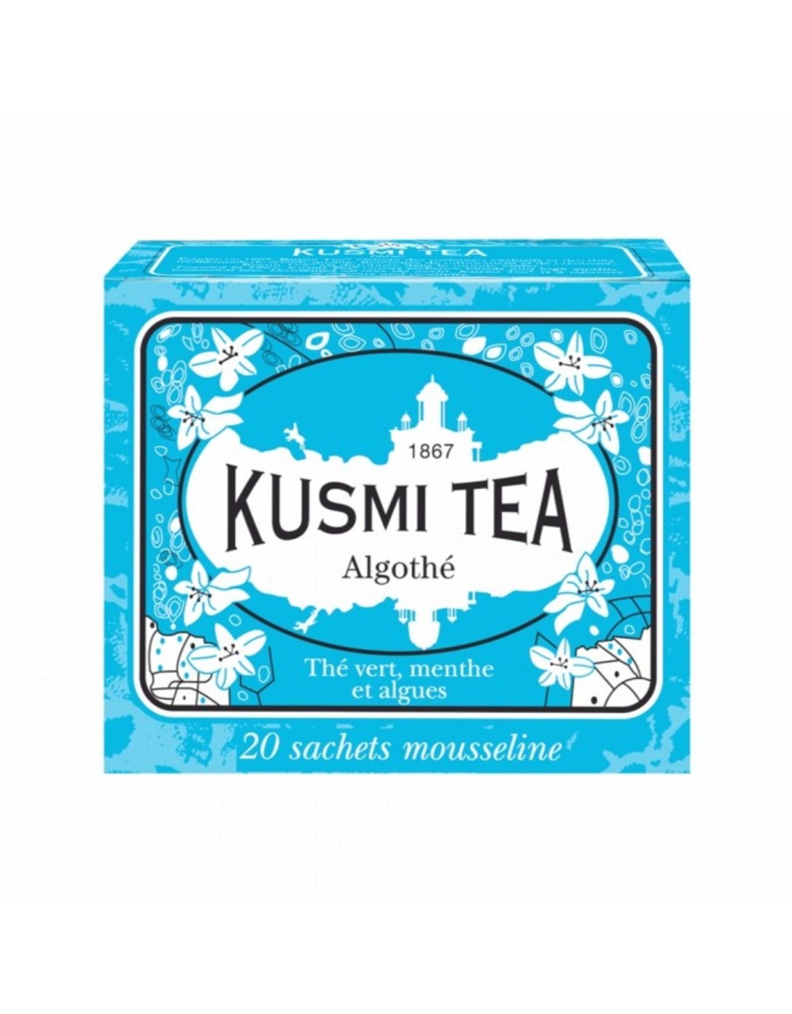 Kusmi Kusmi Tea Algothé Bags, 20pc.