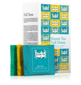 Kusmi Kusmi Tea Full Detox Gift Set Bags