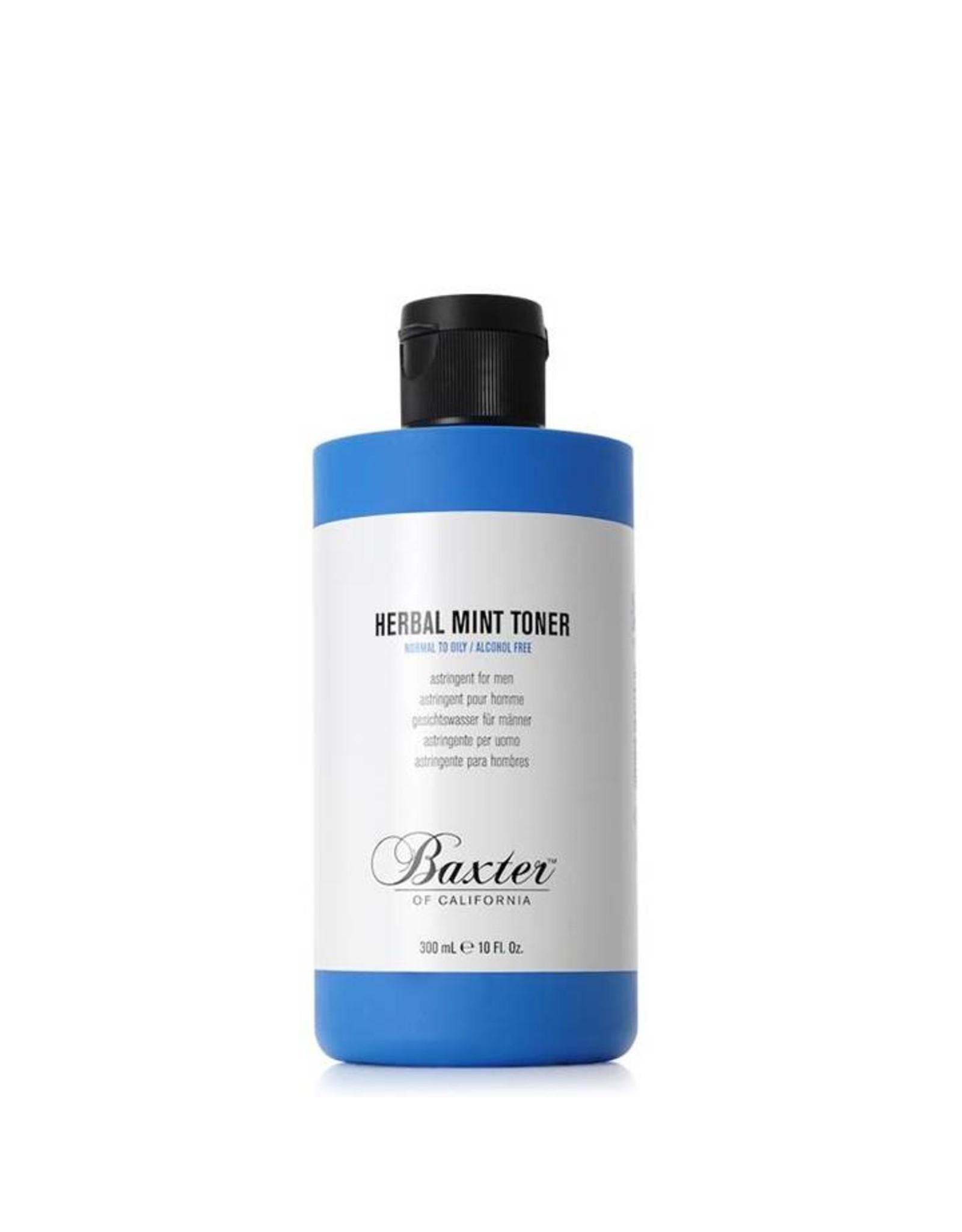 Baxter Herbal Mint Toner, 300ml
