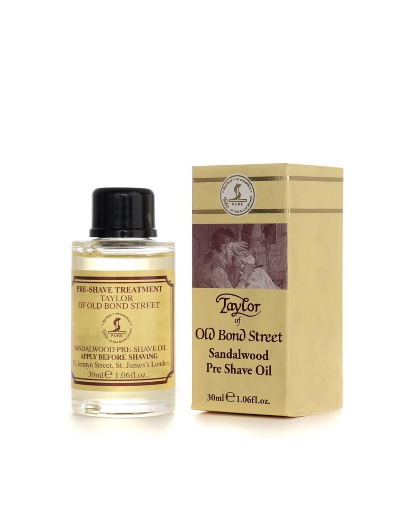 Sandalwood Pre Shave Oil, 30ml
