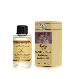 Sandalwood Pre Shave Oil