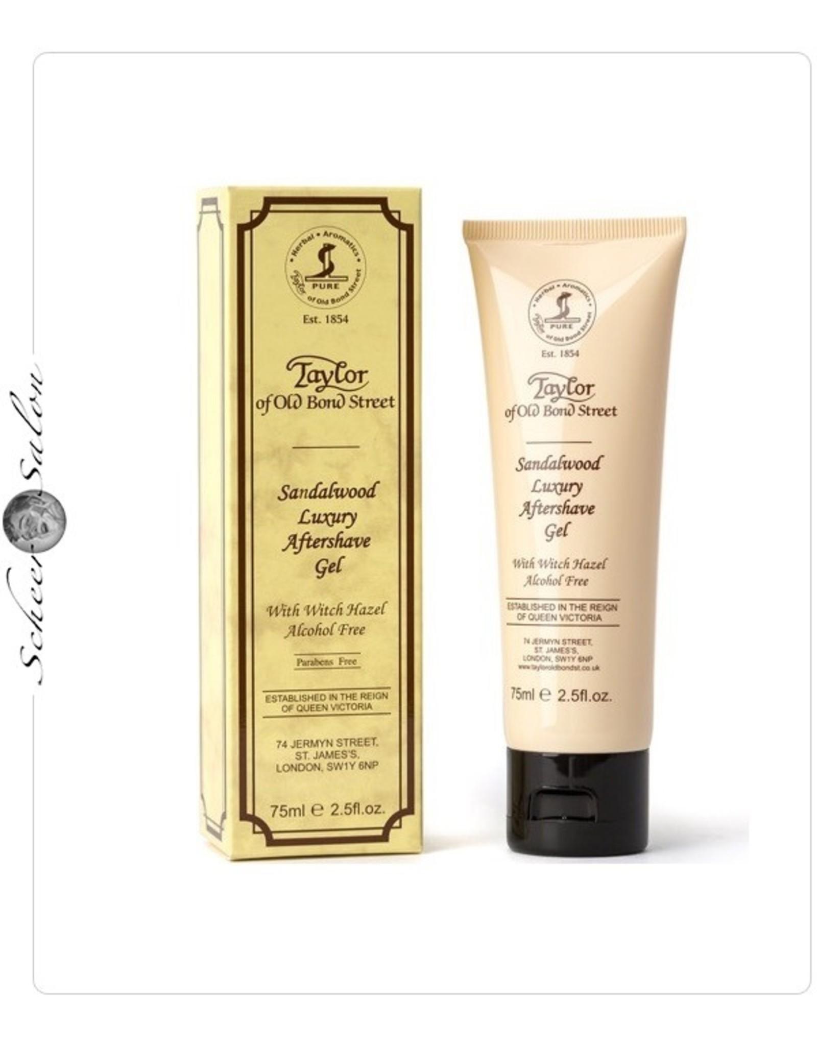 Sandalwood Luxury Aftershave Gel, 75ml