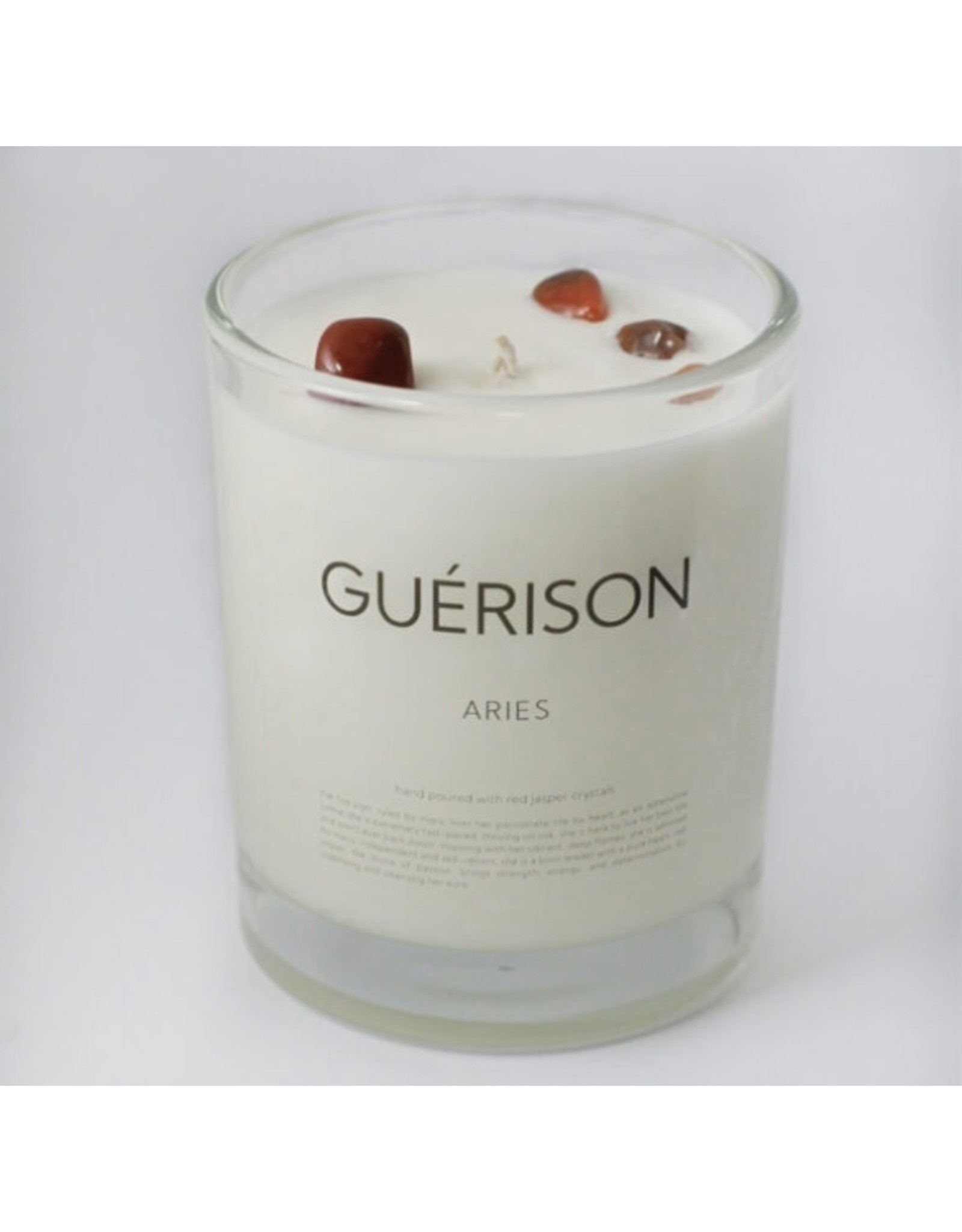 Guérison Aries Candle, 220g