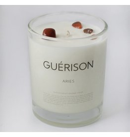 Guérison Aries Candle