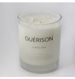 Guérison Capricorn Candle