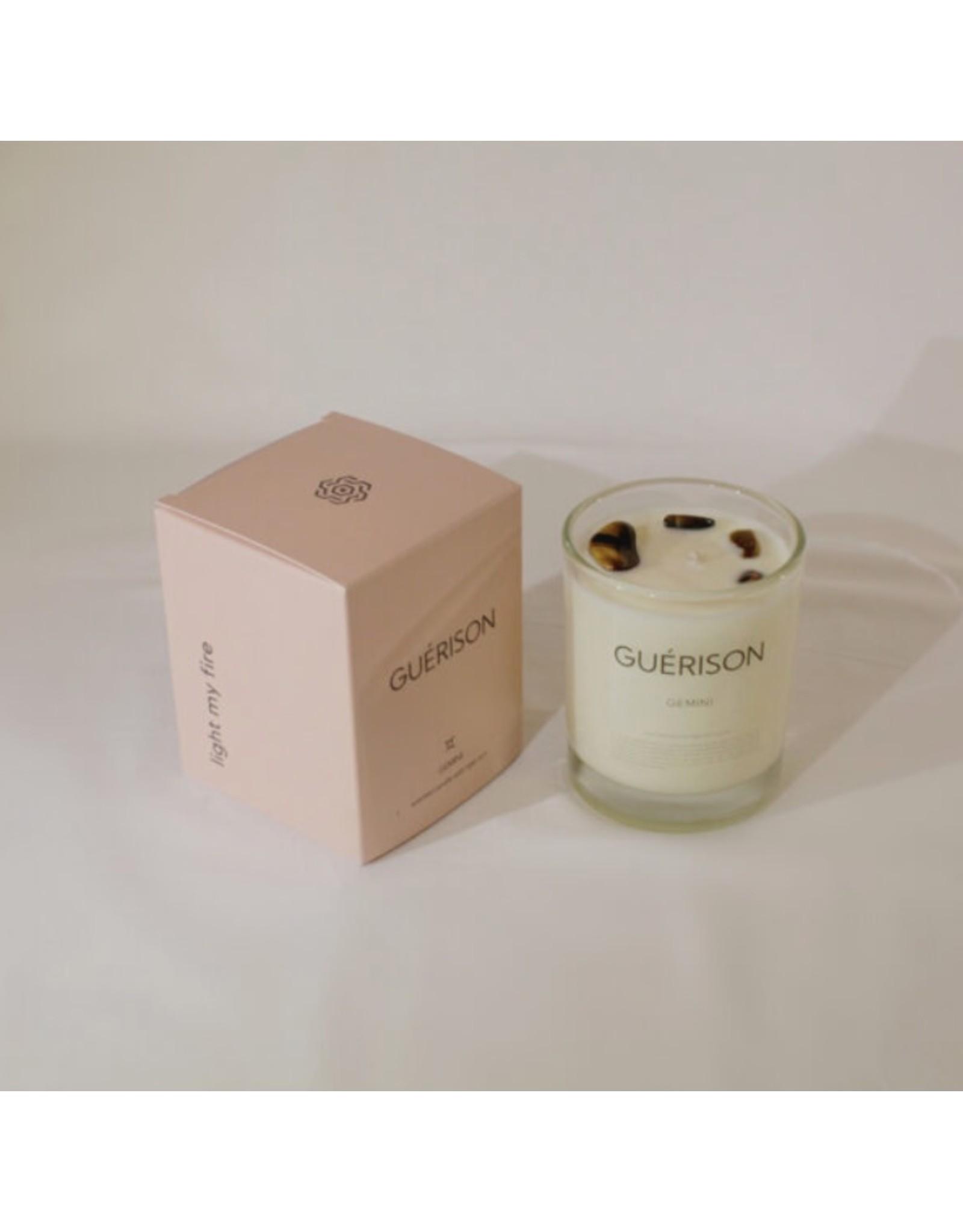 Guérison Gemini Candle, 220g