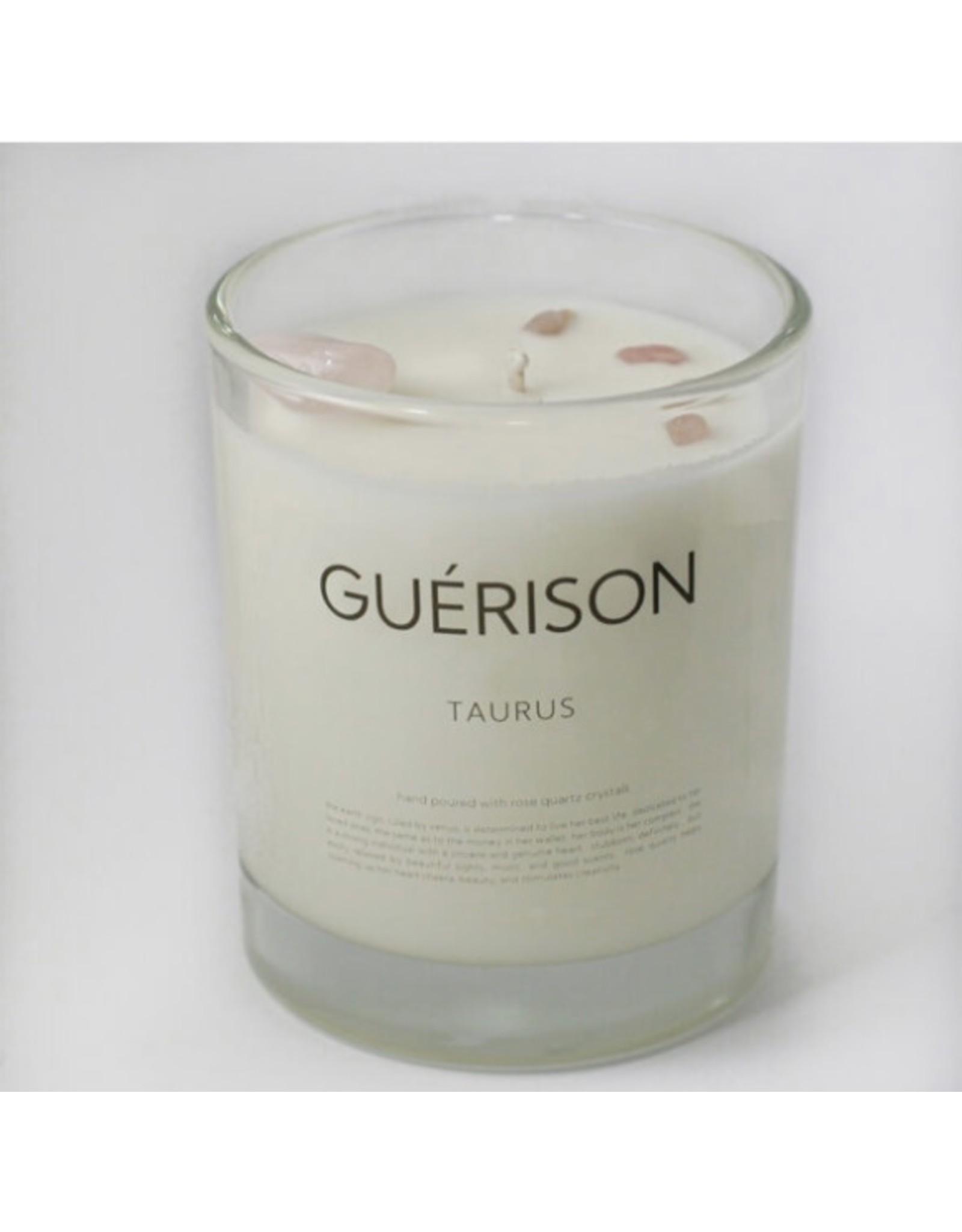 Guérison Taurus Candle, 220g