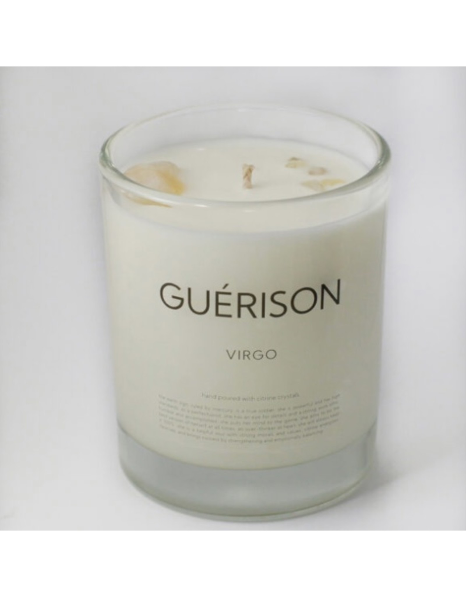 Guérison Virgo Candle, 220g