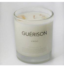 Guérison Virgo Candle