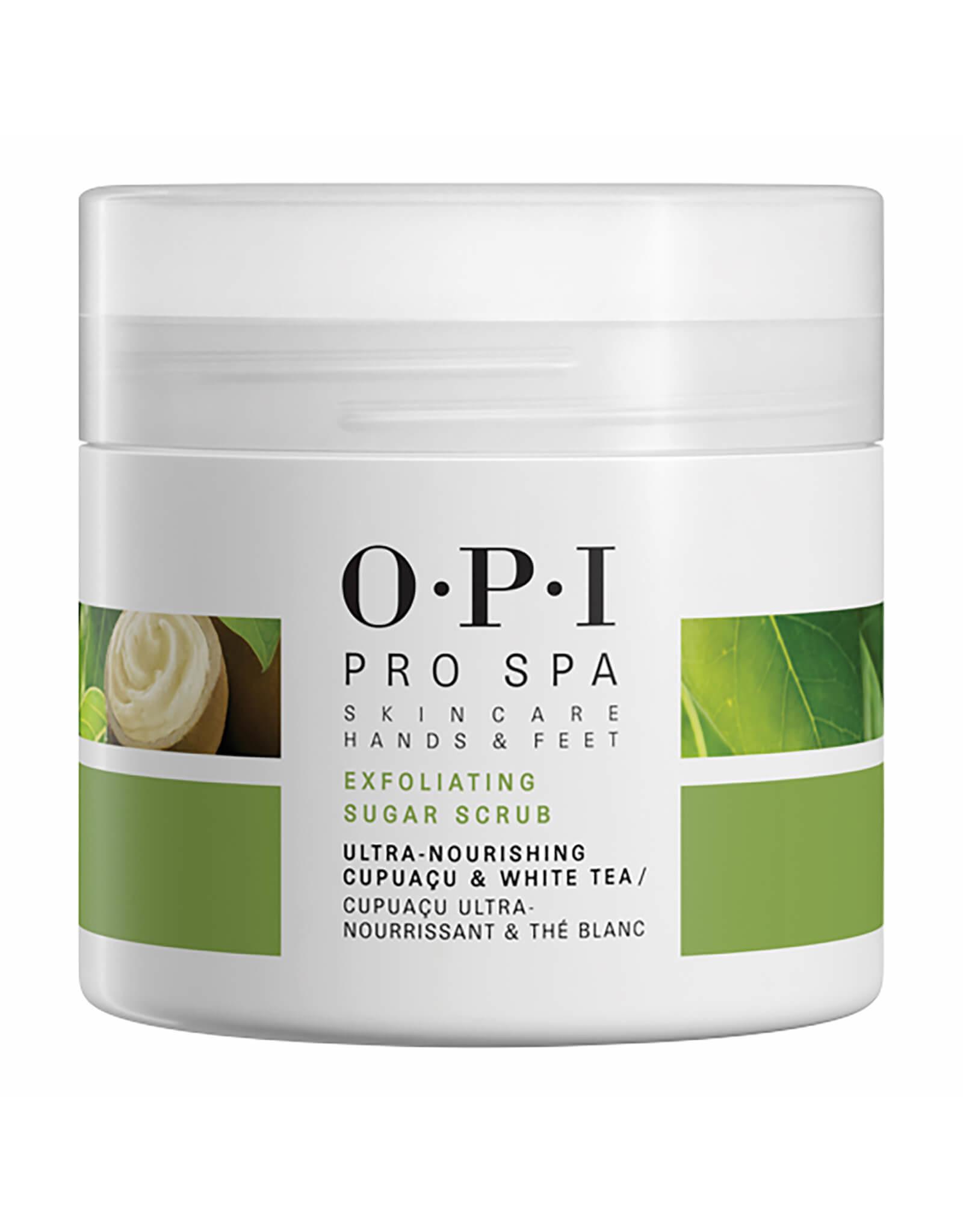 OPI Exfoliating Sugar Scrub, 136g