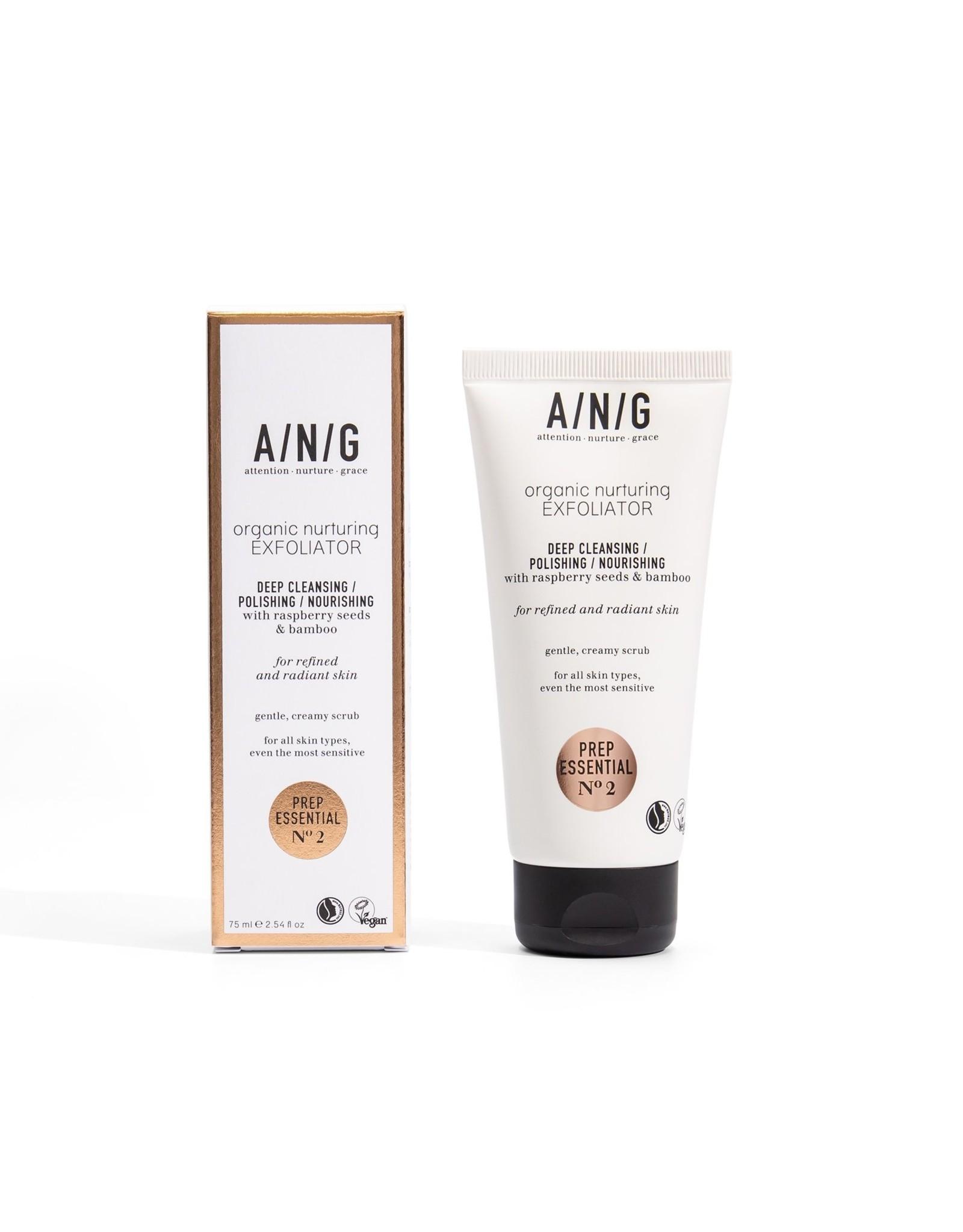 ANG Cosmetics Organic Nurturing Exfoliator, 75ml
