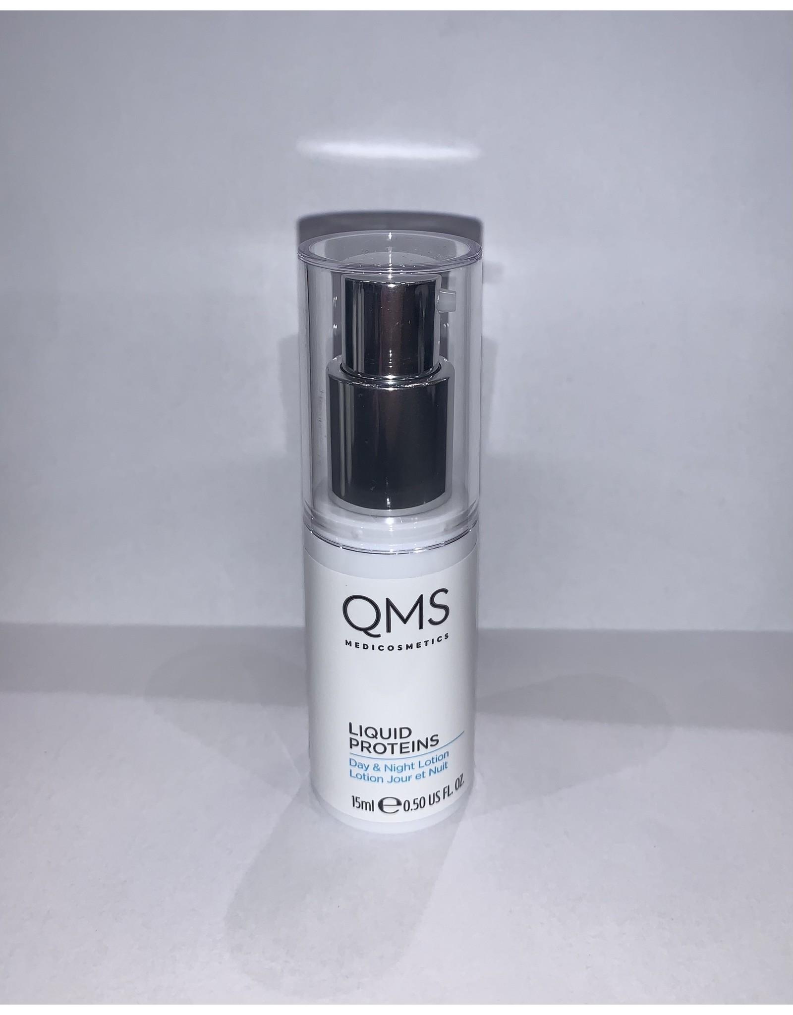 QMS Medicosmetics Travelsize Liquid Proteins, 15ml