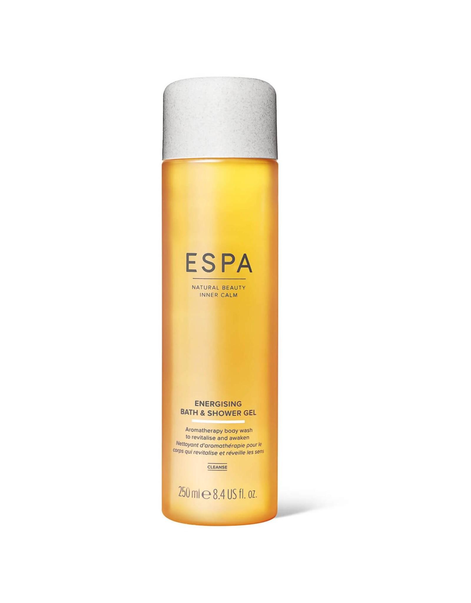 ESPA Energising Bath & Shower Gel, 250ml