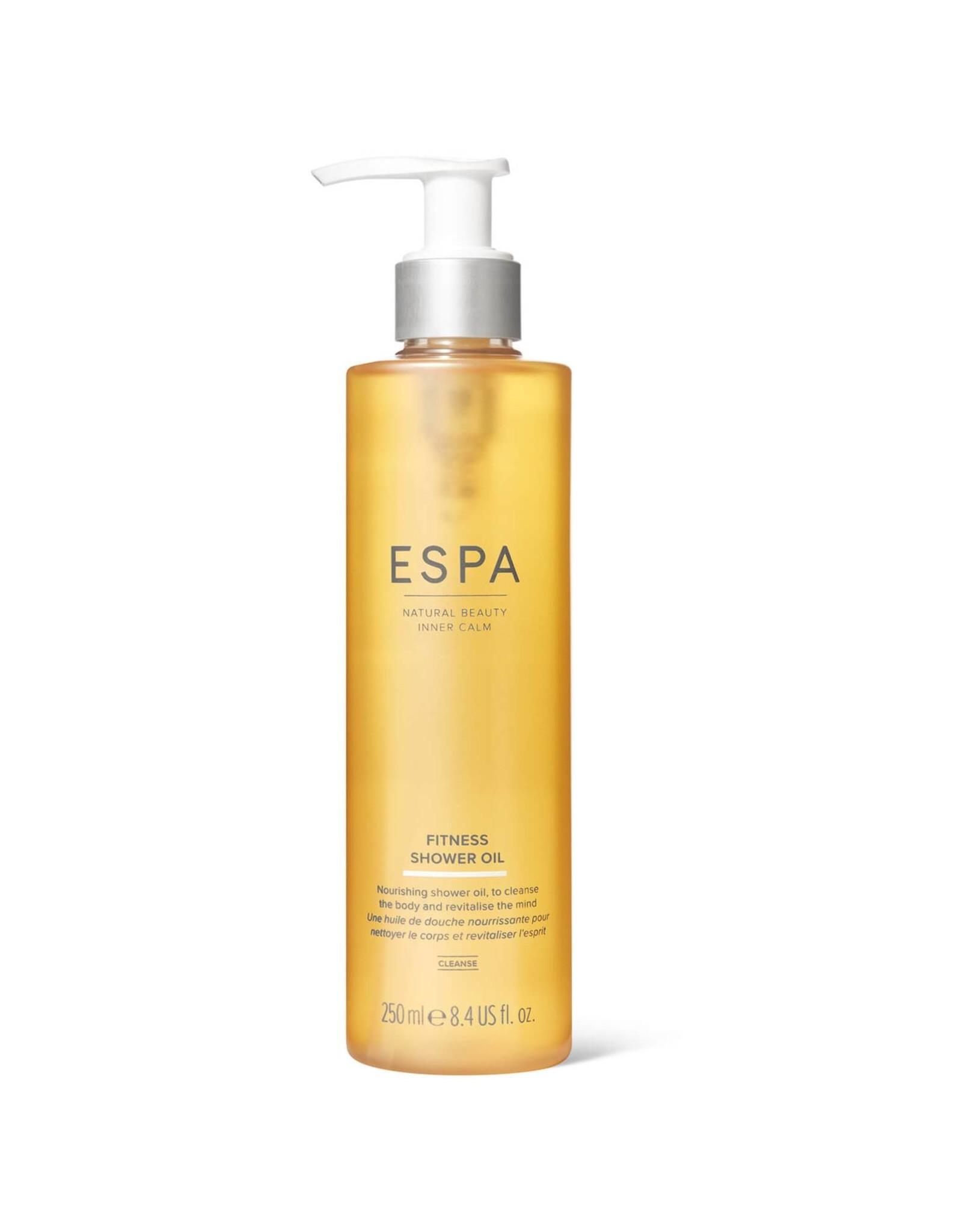 ESPA Fitness Shower Oil, 250ml