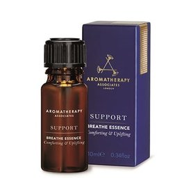 Aromatherapy Support Breath Pure Essential Oil Blend