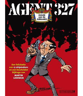 Agent 327 - Hulde aan de jubilaris