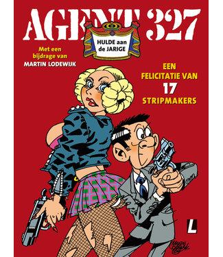 Agent 327 - Hulde aan de jarige
