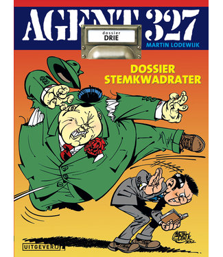 Agent 327 03 - Dossier Stemkwadrater