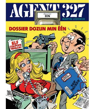 Agent 327 01 - Dossier dozijn min één