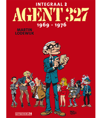 Agent 327 Integraal 02 | 1969 - 1976 - Luxe
