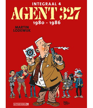 Agent 327 Integraal 04 | 1980 - 1986- Luxe