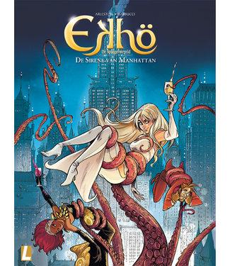 Ekhö 08 - De Sirene van Manhattan