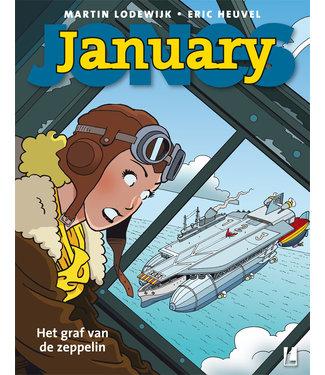 January Jones 06 - Het graf van de zeppelin