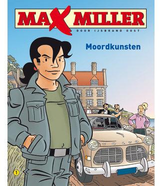 Max Miller 01 - Moordkunsten