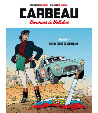 Carbeau 02 - Shelby Cobra Dragonsnake