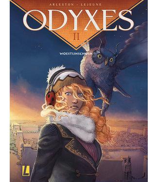 Odyxes 02 - Woestijnschuim